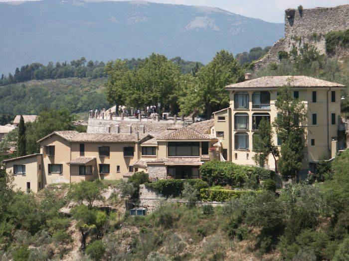 Hotel Gattapone Spoleto, Spoleto, Italy, bed & breakfasts with free wifi and cable tv in Spoleto