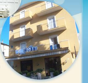 Hotel Gobbi, Rimini, Italy, Italy bed and breakfasts och hotell