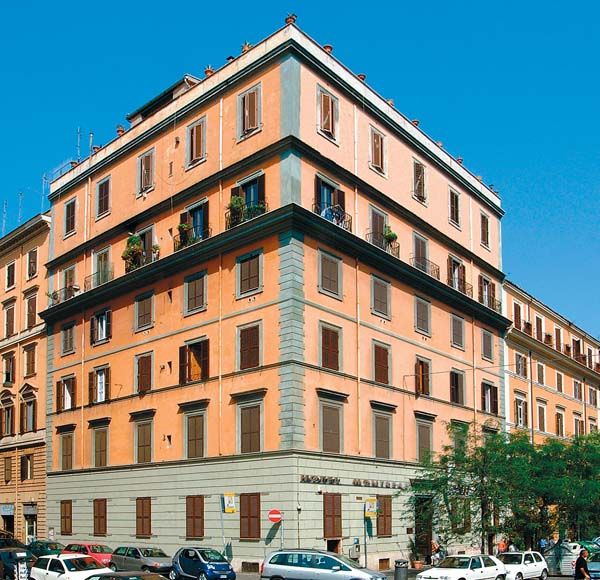 Hotel Montreal, Rome, Italy, Italy bed and breakfasts and hotels