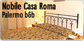 Hotel Nobile Casa Roma, Palermo, Italy, Italy bed and breakfasts and hotels