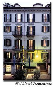 Hotel Piemontese, Torino, Italy, lowest prices and bed & breakfast reviews in Torino