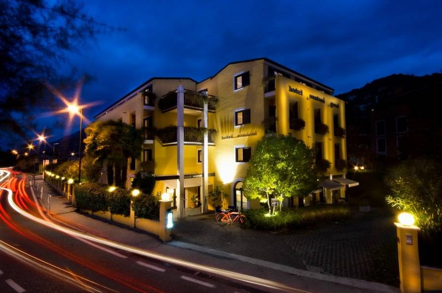 Hotel Santoni, Torbole Sul Garda, Italy, Italy bed and breakfasts and hotels