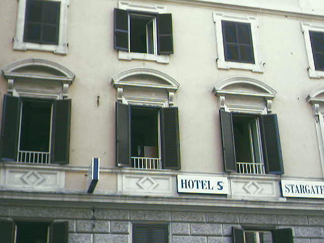 Hotel Stargate, Rome, Italy, Italy hostels and hotels
