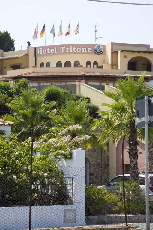 Hotel Tritone, Lipari, Italy, Italy bed and breakfasts and hotels