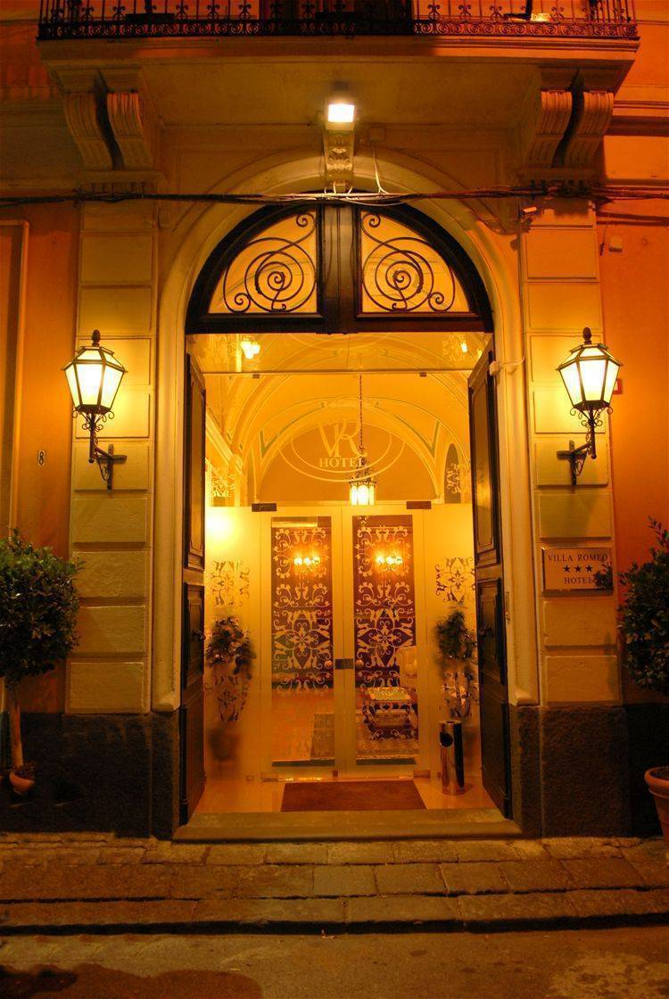 Hotel Villa Romeo, Catania, Italy, Italy hostels and hotels