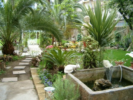 Il Giardino Segreto, Napoli, Italy, Italy bed and breakfasts and hotels