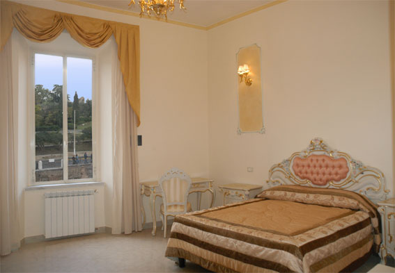 Imperial Rooms, Rome, Italy, pleasant places to stay in Rome