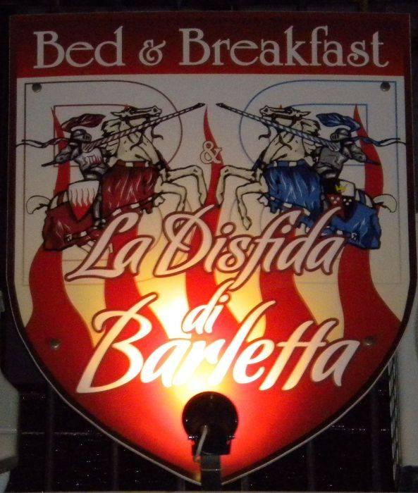 La Disfida di Barletta, Barletta, Italy, Italy bed and breakfasts and hotels