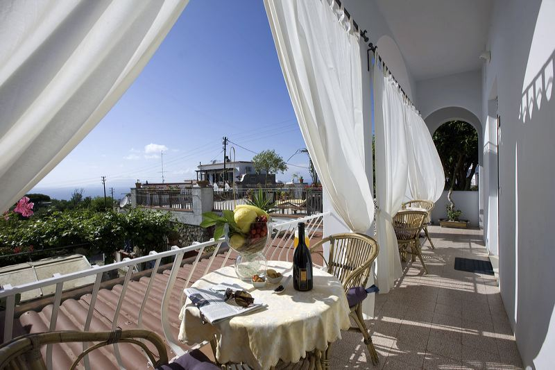 La Giuliva, Anacapri, Italy, bed & breakfast deal of the year in Anacapri