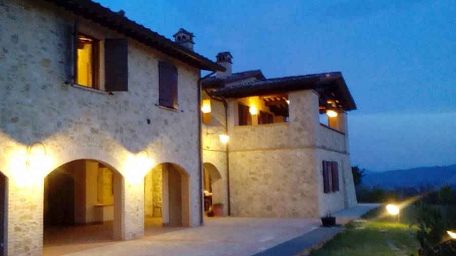La Loggia, Collazzone, Italy, Italy bed and breakfasts and hotels