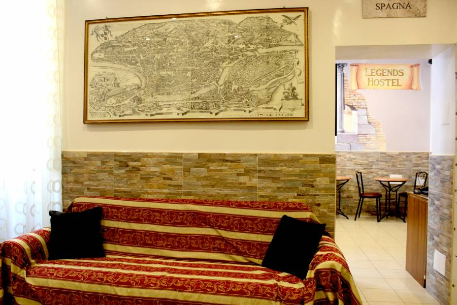 Legends Hostel, Rome, Italy, most trusted travel booking site in Rome