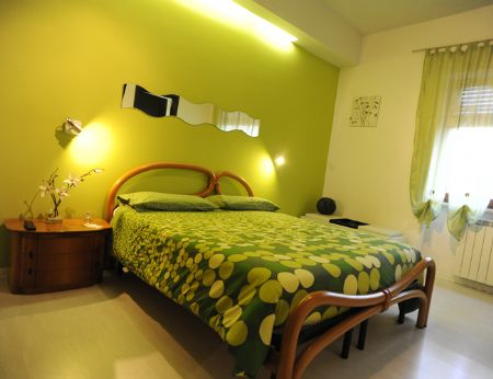 Magic Rainbow Bed and Breakfast, Segni, Italy, first-rate vacations in Segni