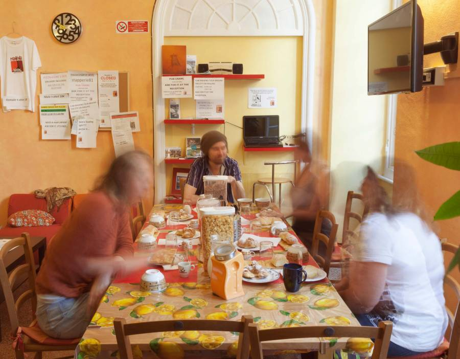 Manena Hostel, Genoa, Italy, Italy hostels and hotels
