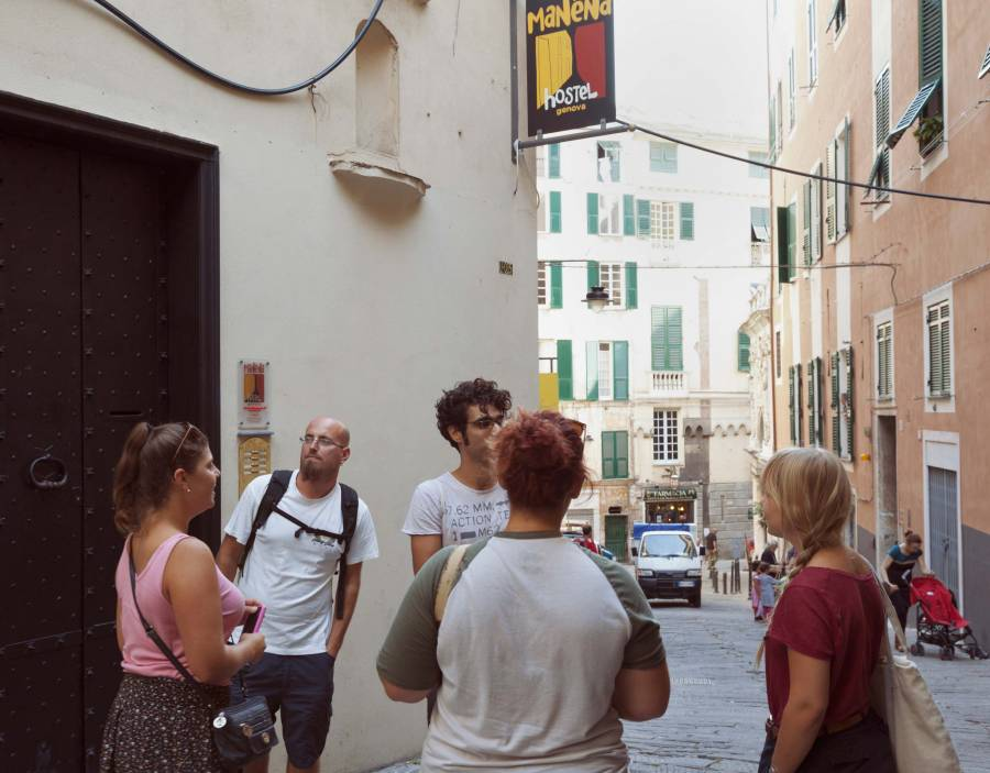 Manena Hostel, Genoa, Italy, read reviews from customers who stayed at your hostel in Genoa