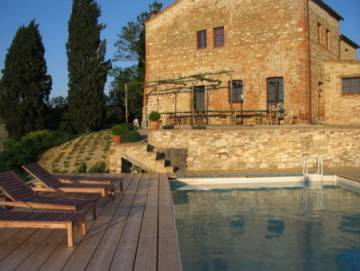 Podere Finerri, Asciano Siena, Italy, Italy bed and breakfasts and hotels