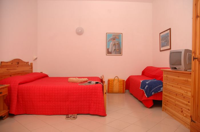 Residence Villa Tina, Forio, Italy, great travel and bed & breakfasts in Forio