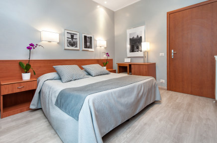Roi Hotel, Rome, Italy, Italy hostels and hotels