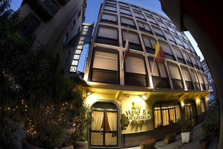 San Giorgio Hotel, Napoli, Italy, Italy hostels and hotels