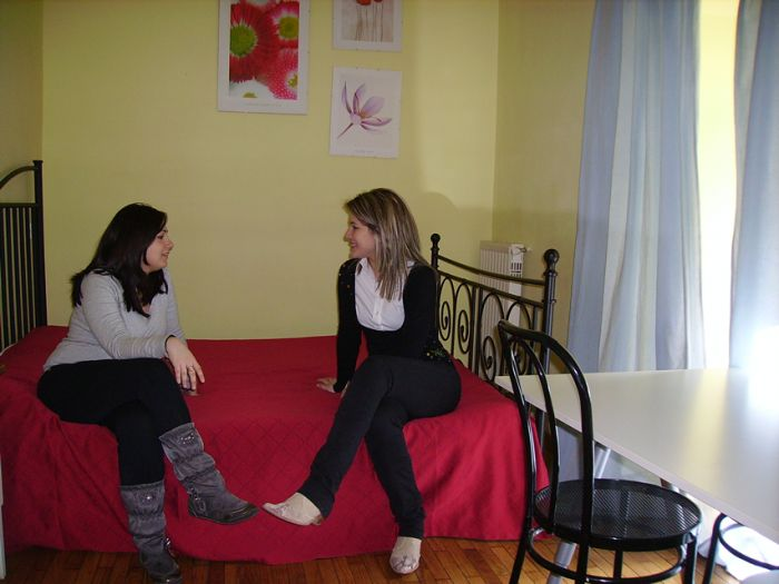 Snow White Guesthouse, Rome, Italy, save on hostels with HostelTraveler.com in Rome