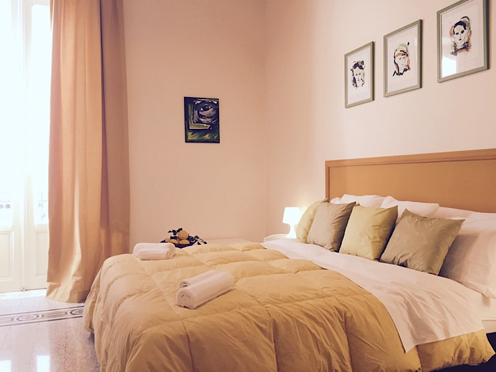 Sopracentro, Palermo, Italy, bed & breakfasts with free wifi and cable tv in Palermo
