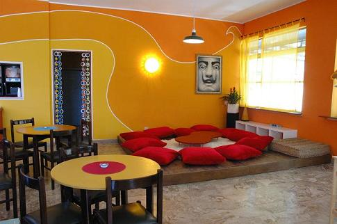 Sunflower Beach Backpacker Hostel, Rimini, Italy, Italy bed and breakfasts and hotels