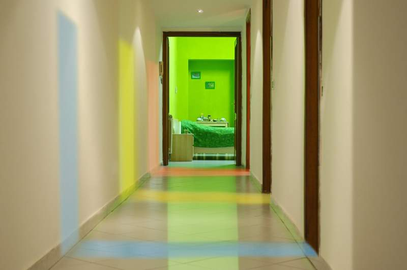 The Rainbow Bed and Breakfast, Rome, Italy, Italy hostels and hotels