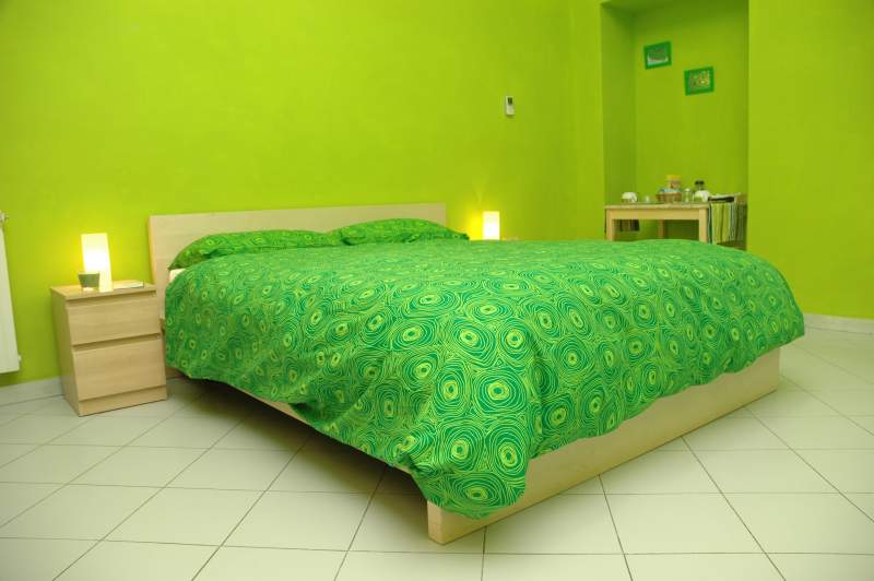 The Rainbow Bed and Breakfast, Rome, Italy, have a better experience, book with HostelTraveler.com in Rome