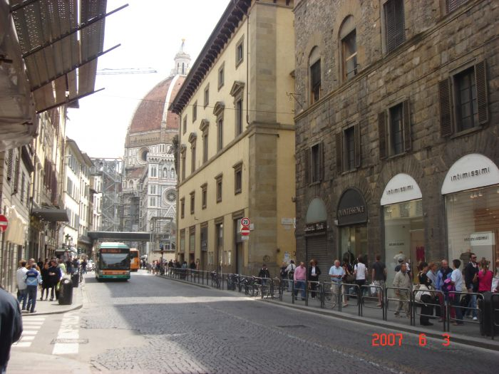 Tourist House Battistero, Florence, Italy, low cost vacations in Florence