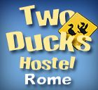 Two Ducks Hostel, Rome, Italy, Italy hostels and hotels