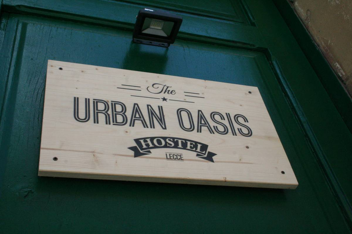 Urban Oasis Hostel, Lecce, Italy, Italy hostels and hotels
