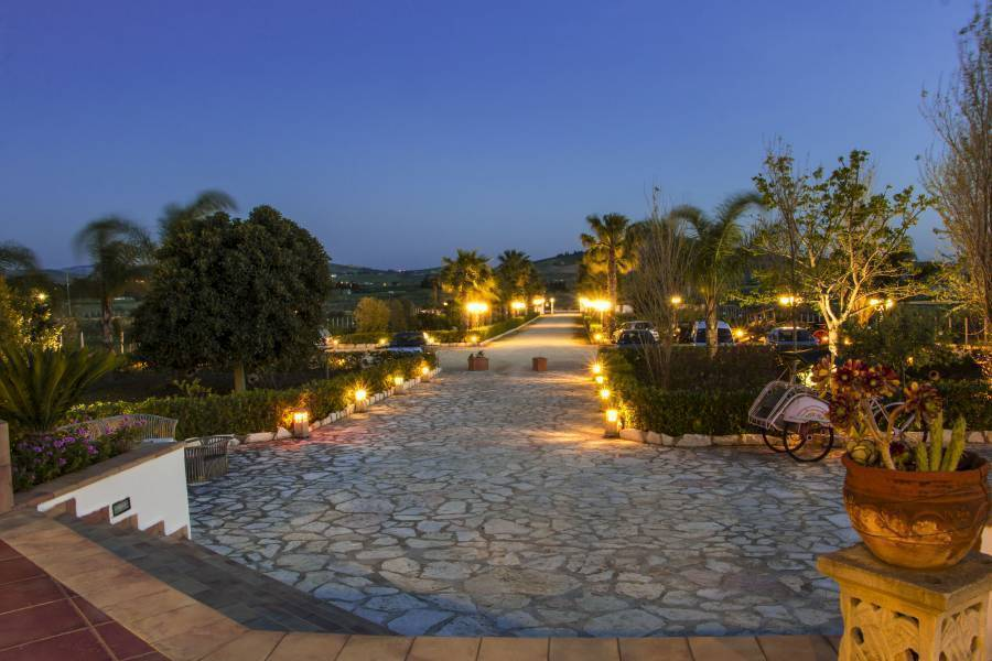 Villa Delle Palme Delfina, Trapani, Italy, Italy bed and breakfasts and hotels