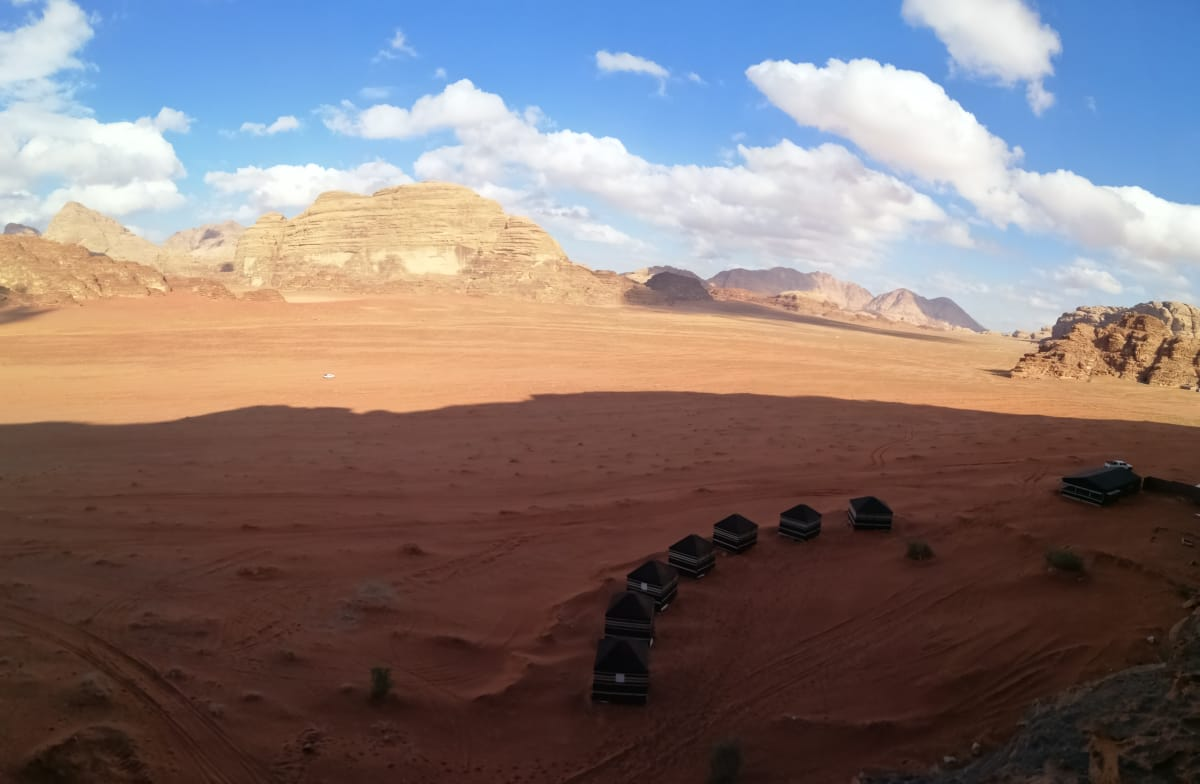 Wadirum Desert Tours Camp, Aqaba, Jordan, Jordan hostels and hotels