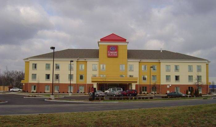 Comfort Suites Cincinnati Airport - Get cheap hostel rates and check availability in Hebron 6 photos