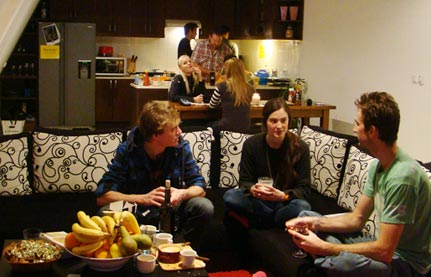 Blue Cow Hostel, Riga, Latvia, what is a backpackers hostel? Ask us and book now in Riga