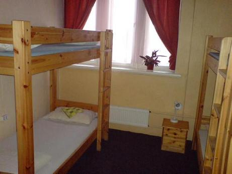 City Hostel, Riga, Latvia, bed & breakfasts with hot tubs in Riga