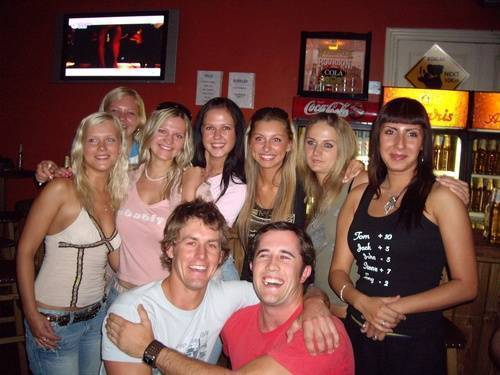 Friendly Fun Franks, Riga, Latvia, Latvia hostels and hotels