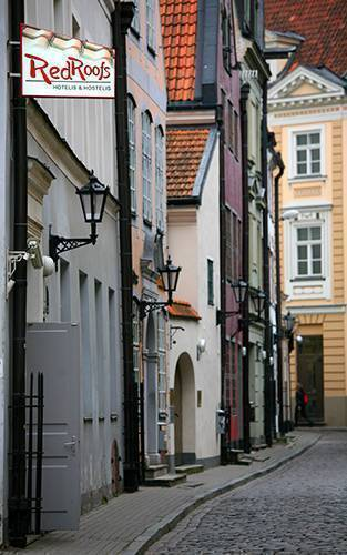 Red Roofs Inn And Tavern, Riga, Latvia, Latvia hostels and hotels