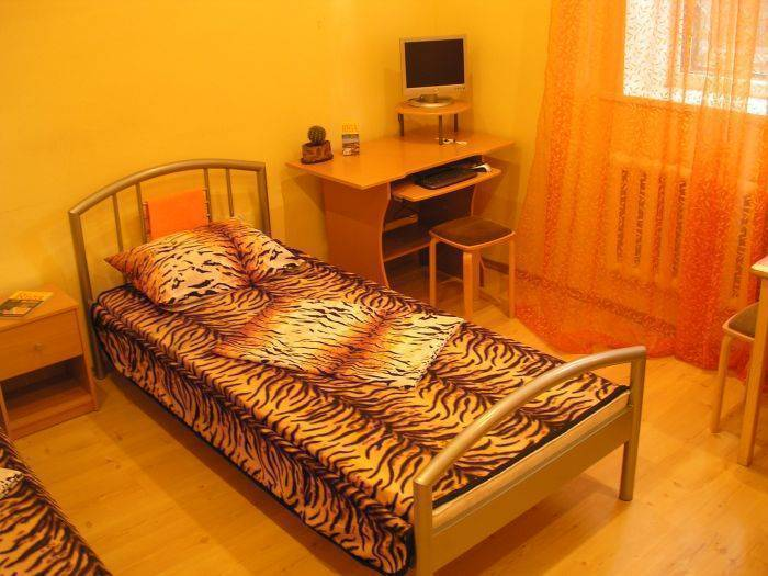 Tiger Hostel, Riga, Latvia, hostels with the best beds for sleep in Riga