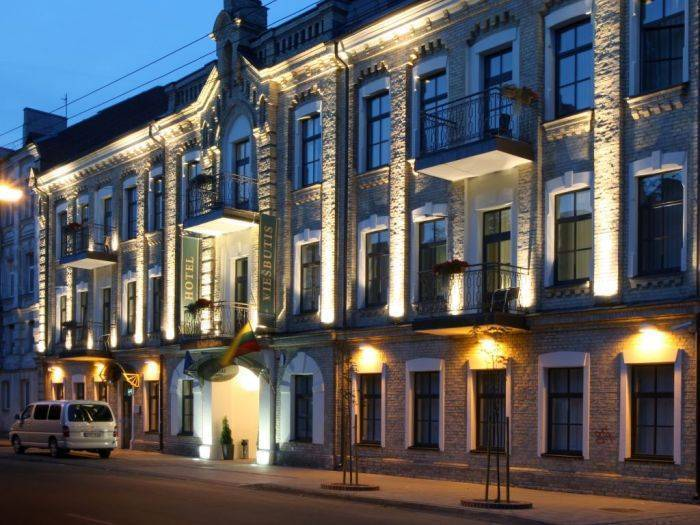 Algirdas City Hotels, Vilnius, Lithuania, Lithuania bed and breakfasts and hotels