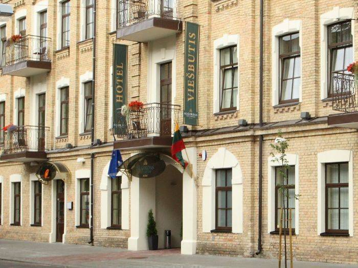 Algirdas City Hotels, Vilnius, Lithuania, bed & breakfasts near the museum and other points of interest in Vilnius