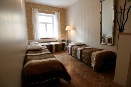 Backpackers, Vilnius, Lithuania, what is a youth hostel? Ask us and book now in Vilnius
