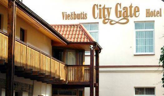 City Gate Hotel -  Vilnius 19 photos
