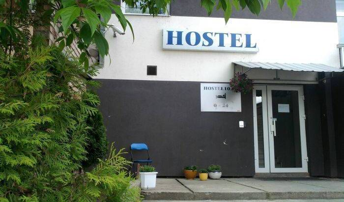Hostel10 - Search available rooms and beds for hostel and hotel reservations in Kaunas, youth hostel 8 photos