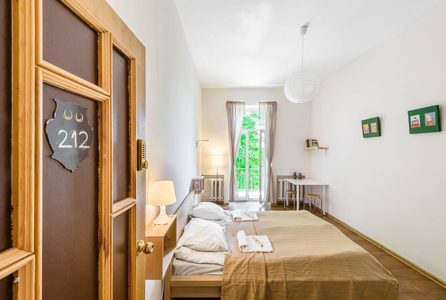 Downtown Forest Hostel and Camping, Vilnius, Lithuania, Lithuania hostels and hotels