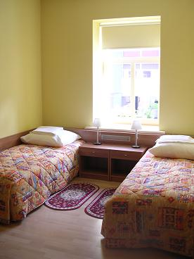 In Astra, Vilnius, Lithuania, affordable accommodation and lodging in Vilnius