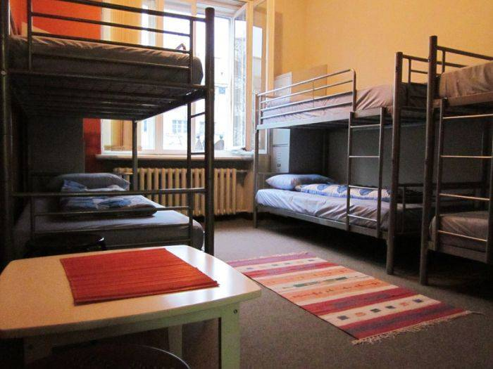 R Hostel, Kaunas, Lithuania, hostels with handicap rooms and access for disabilities in Kaunas