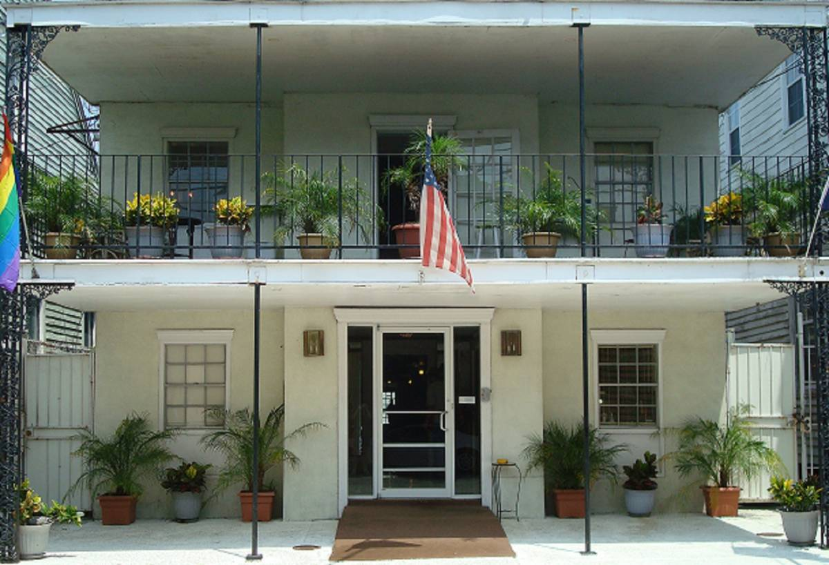Empress Hotel, New Orleans, Louisiana, Louisiana hostels and hotels