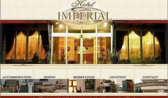 Imperial Hotel - Search for free rooms and guaranteed low rates in Skopje 3 photos