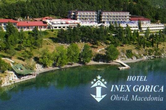 Inex Gorica Ohrid, Ohrid, Macedonia, Macedonia bed and breakfasts and hotels