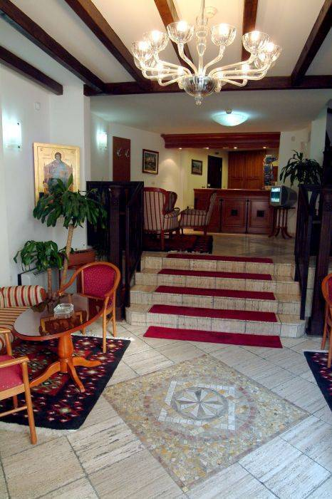Villa St. Sofija, Ohrid, Macedonia, find bed & breakfasts with restaurants and breakfast in Ohrid